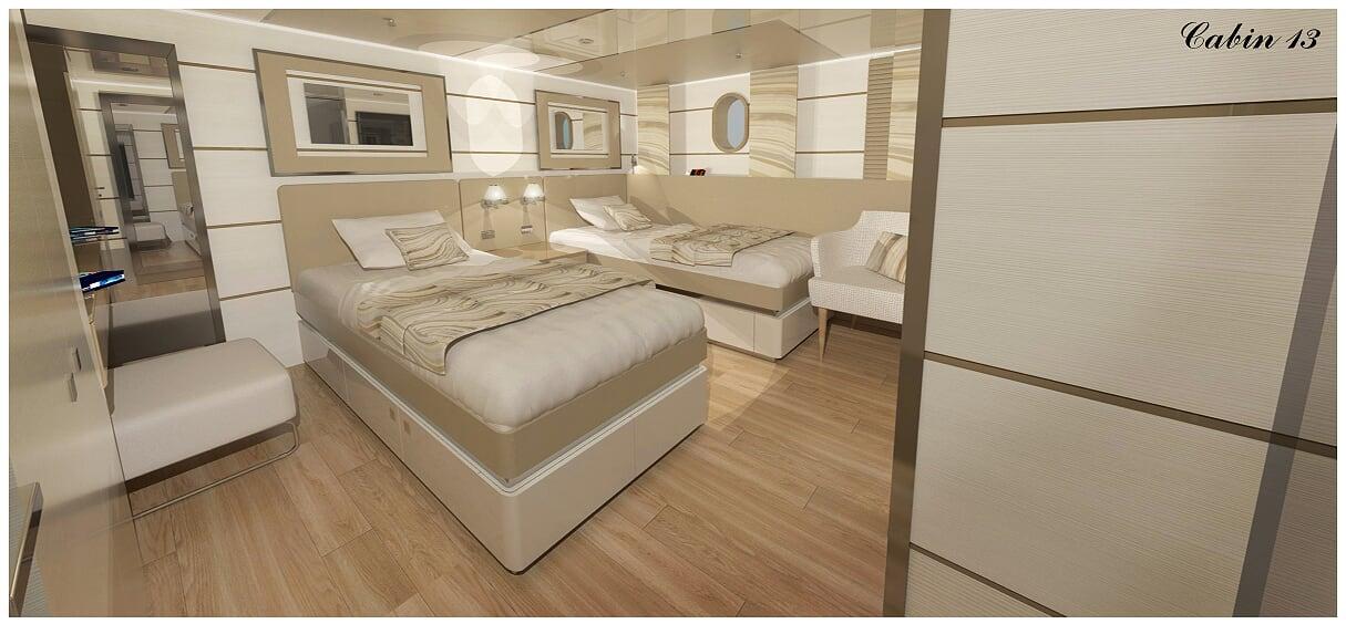 Nautilus Dlx Sup Croatia Cruises Tours
