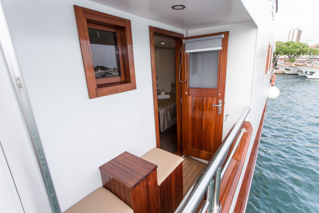MS Adriatic Sun Balcony cabin